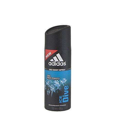 adidas Deo Body Spray for Men, Ice Dive, 150ml