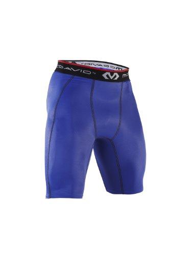 Mcdavid HDC uomo compressione pantaloni rosso taglia: XXL Blu - Reale