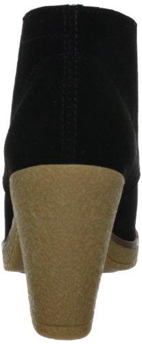 ESPRIT Mariella Lu Bootie I10400, Stivaletti donna Nero (Schwarz (black 001))