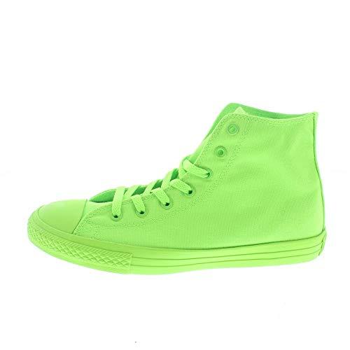 Converse - Converse Ctas Hi Sneaker Grun - Grün, 37