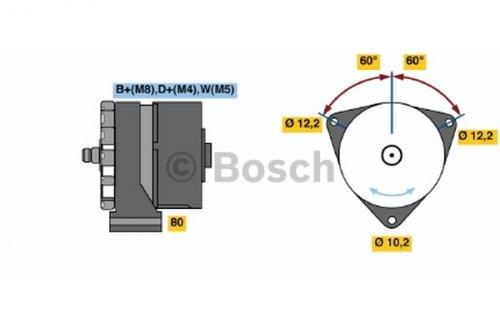 Bosch 0986037440débrayables