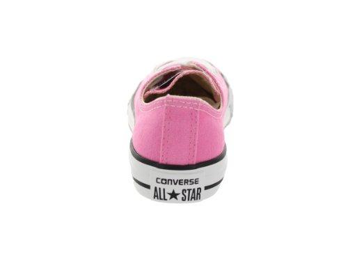 ConverseCtas Core Ox - Scarpe da Ginnastica Basse Unisex – Bambini Rosa