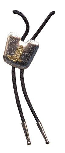 Reitsport Amesbichler Bolo Tie Westernstiefel Western Cowboy Krawatte Bolotie Westernkrawatte Westernschmuck Halsband Lederband