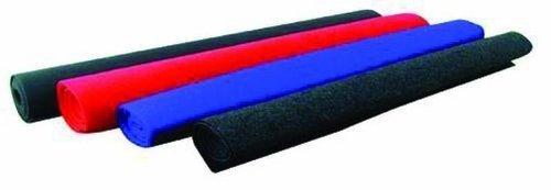 PA-Bespannstoff aus Filz schwarz Maße: 150x75cm