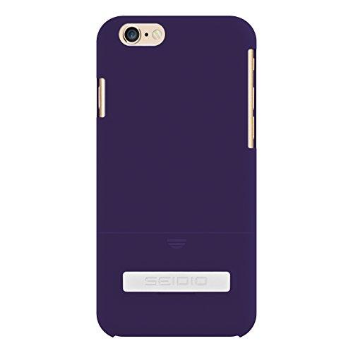 Seidio Surface Schutzhülle mit metallischen Kickstand für Apple iPhone 6 violett Seidio Iphone