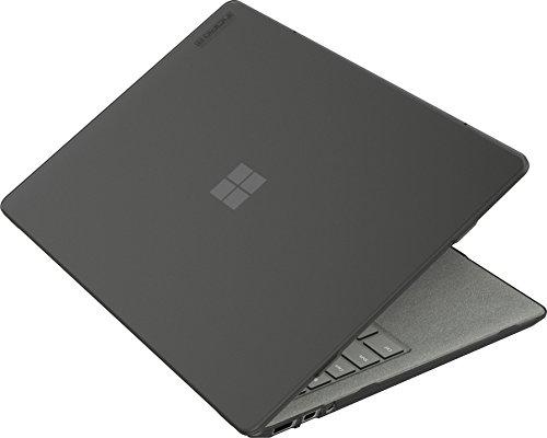 Incipio Feather Cover für das Microsoft Surface Laptop - von Microsoft zertifizierte Schutzhülle (transparent/smoke) [ Leicht & dünn] - MRSF-108-SMK