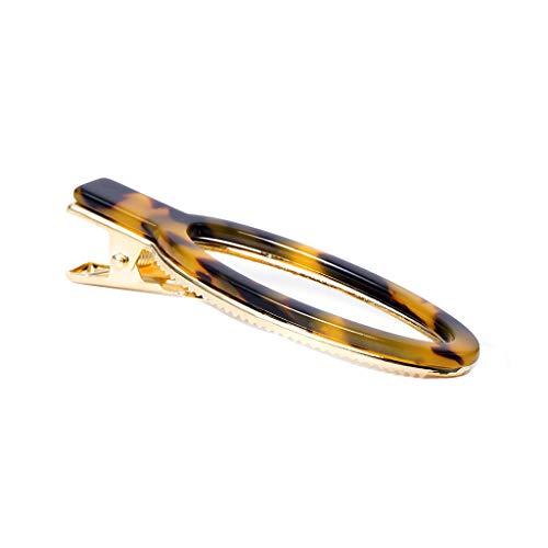 - Damen Haarspange Mode Haarnadeln Haarspangen Trendy Handmade Hair Styling (D, Eine Größe) ()
