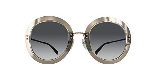 Marc Jacobs Marc262/S-2M2-52 Damen Sonnenbrille, Silber, 51