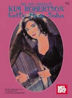 CELTIC HARP SOLOS - arrangiert für Keltische Musik (schweizer Musik) - Harfe [Noten / Sheetmusic] Komponist: ROBERTSON KIM