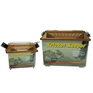 Lucky Reptile Live Food Kricket Keeper large by Lucky Reptile