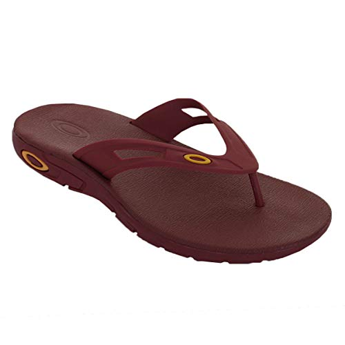 Oakley 15204-4ST-7 Ellipse FLIP Sundried Tomato UK 7 Flip Flop