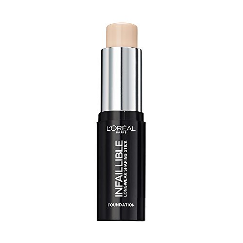 L'Oréal Paris Infaillible Kontur-Stick Foundation 120, 1er Pack (1 x 9 ml) (Make-up Foundation Stick)