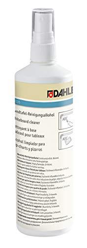 Dahle 95135 Wandtafel-Reinigungsalkohol Pumpsprayflasche 250 ml