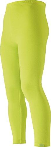egging verschiedene Farben, Oeko-Tex Standard 100, Gr. 104, Grün (grün 29) (Grüne Leggings Kinder)