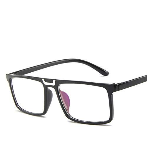 XCYQ Brillengestell Männer Frauen Brillen Klare Linse Optische Brillen Frame Eyewear Spectacle