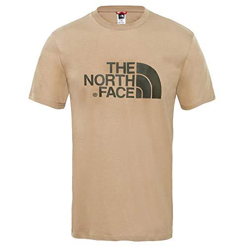 THE NORTH FACE Herren Easy T-Shirt, Kelp Tan, L