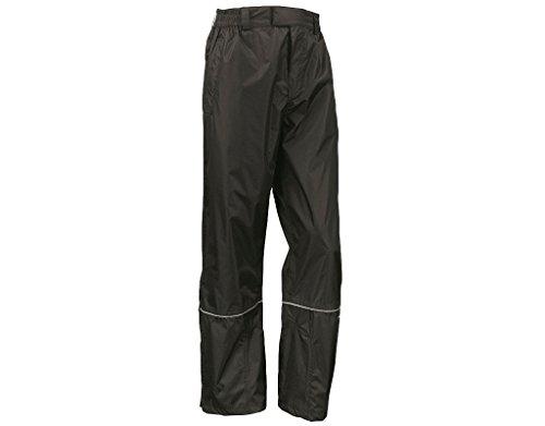 Pantaloni Uomo impermeabile da Training Sport Team Outdoor Nero