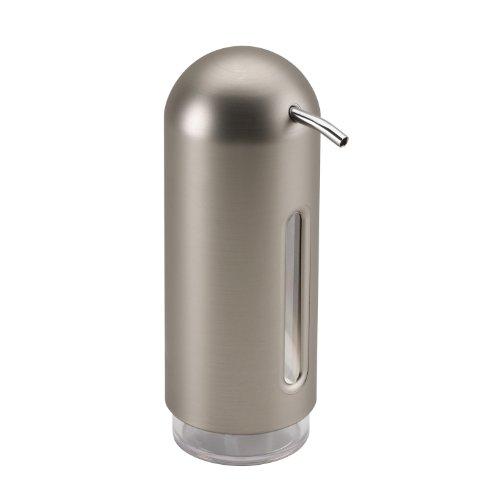 Umbra 330190-410 Dispensador de jabón Penguin Nickel
