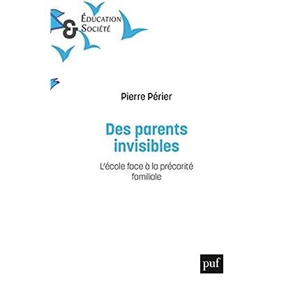 Les parents invisibles : L'école face à la précarité familiale
