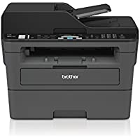 Brother MFC-L2710DN Mono Laser Printer | A4 | Print, Copy, Scan, Fax & Duplex Two-Sided Printing & Network