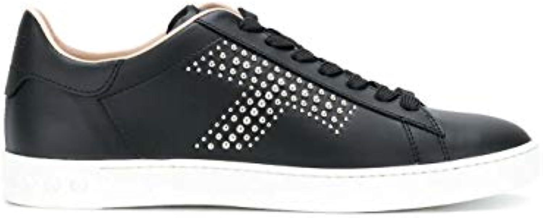 Donna   Uomo Tod's scarpe da ginnastica Donna Xxw12a0x22008vb999 Pelle Nero Molti stili delicato Elaborazione perfetta | Prezzo Affare  | Uomo/Donna Scarpa