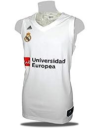 3c86875443077 Amazon.es  camiseta real madrid baloncesto - adidas  Ropa