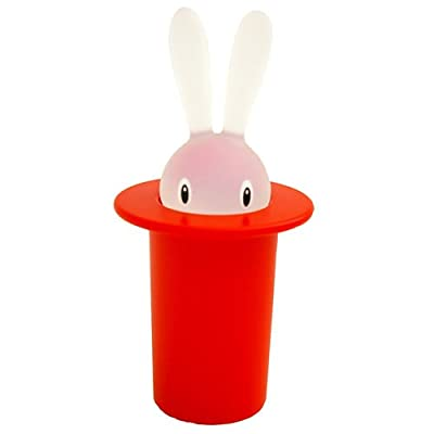 "Alessi - ""Magic Bunny"" Ltd Ed Red Toothpick Holder by Alessi"