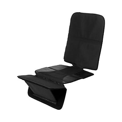 Osann 109-193-400 Autositz Schutzunterlage FeetUp inkl. Fußablage, schwarz