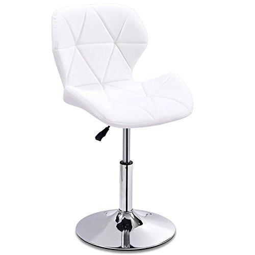 ZLL-Stühle Home bequemer Klappstuhl Hocker Hohe Hocker-Stab-Küche-Frühstücks-Esszimmer-Stuhl kann auf und ab/schwenkbarer Büro-Stuhl Heben Chair and Stool (Farbe : #6)