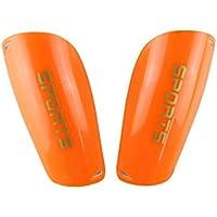 Shi18sport - Leggings de Fútbol para Adulto, para Niños, para Deportes y Equipo de Fútbol, Naranja
