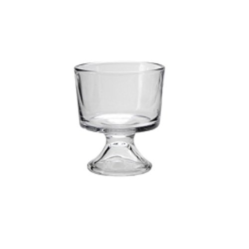 Mini Vetro Zuppa inglese Punch Bowl Pack of