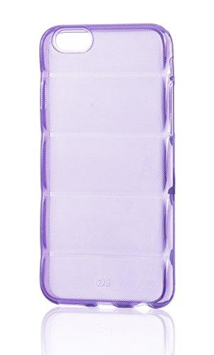 """Preisvergleich Produktbild Handy Silikon Hülle TPU Case Schutzhülle für """"Apple Iphone 6"""" Cover Schale Tasche violett"""