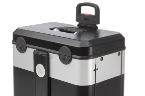 PARAT 2.012.530.981 Evolution Werkzeugkoffer mit genähten Einsteckfächern schwarz/silber (Ohne Inhalt) - 15