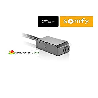SOMFY - Récepteur d'éclairage lumiere extérieur io Somfy - 1822286