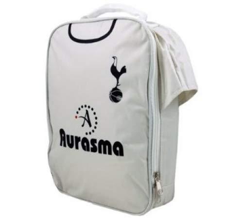 Official Football Merchandise - Bolsa para almuerzo, diseño de camiseta de equipos de fútbol Tottenham Hotspur FC Talla:Approx 29 x 22 x 6cm