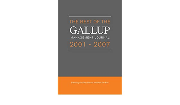 The best of the gallup management journal 2001 2007 ebook geoffrey the best of the gallup management journal 2001 2007 ebook geoffrey brewer barb sanford amazon kindle store fandeluxe Choice Image