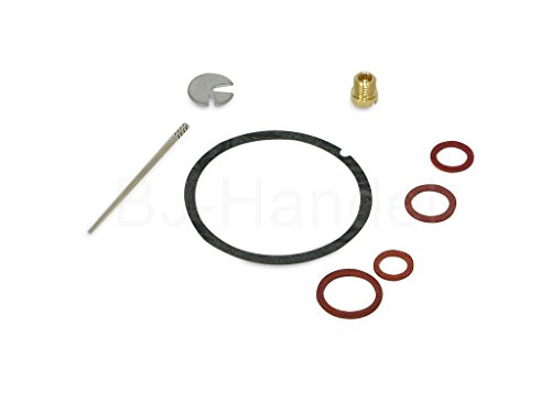 Preisvergleich Produktbild Reparaturset für Vergaser SR1 (NKJ 121-1) SR2, SR2E (NKJ 121-4, 122-4, 123-4), KR50 (NKJ132-0) (8-teilig)