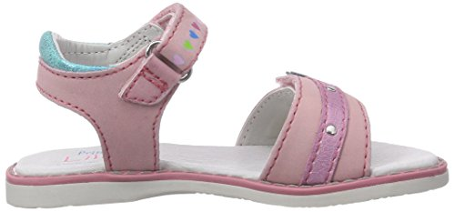Prinzessin Lillifee  410335, Sandales pour fille Rose - Pink (Fuchsia)
