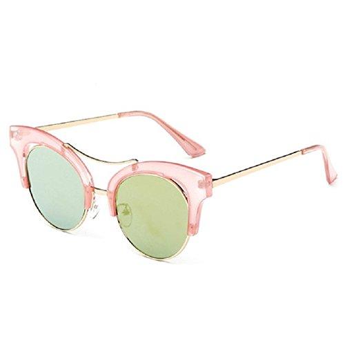 O-C Damen Sonnenbrille Gold C2