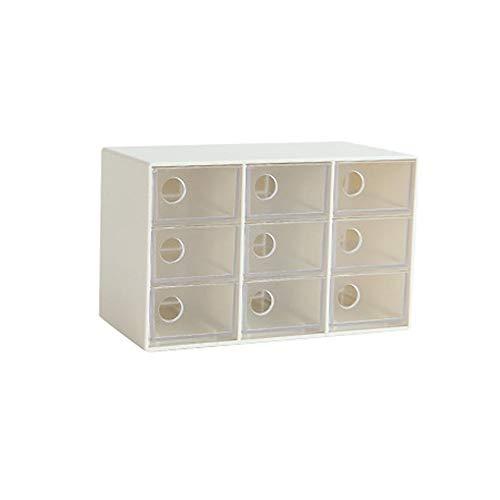 Aufbewahrungsbox, kreative Schublade im japanischen Stil, für Büromaterial Diverses Schmuck Desktop Aufbewahrungsbox -