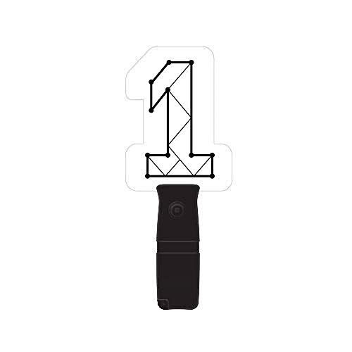 Blendx KPOP Quiere un Primer Concierto de Show Lightstick Light Fan Light  Stick lámpara