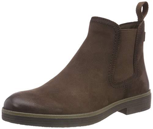Tamaris Damen 25310-21 Chelsea Boots, Braun (Mocca 304), 38 EU