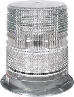 Serie Strobe Beacon (Ecco 81597 6600-Serie Medium Profil Strobe Lampe, 12-24 V, klar)