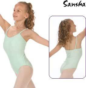 Sansha Justaucorps Enfant Angela F506M Fille