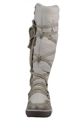 Marco Tozzi 26610-21 Stiefel Textil Ivory Comb