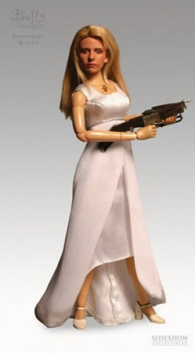 Click for larger image of 12' Prophecy Girl Buffy Summers 'Sarah Michelle Gellar' Figure