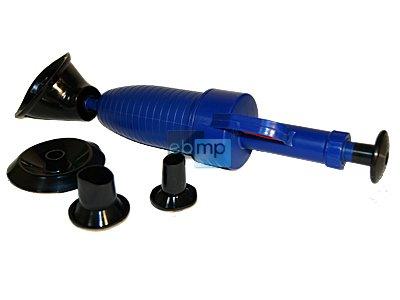 Pressluft Hochdruck Rohrreiniger ROHR-Reiniger+Adapter