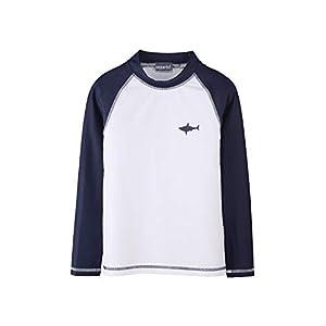 Pepperts! Jungen UV-Schutz-Shirt 50+ Langarm Badeshirt Sonnenschutzshirt Schwimmshirt Kinder