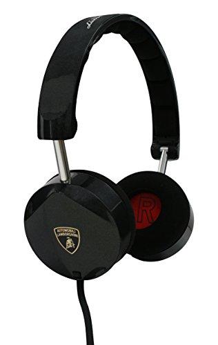 Automobili Lamborghini auf Ohr Wired Kopfhörer mit Super Stereo-Sound und Mikrofon und Fernbedienung