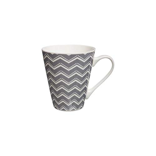Mug conique - Faience - Gris
